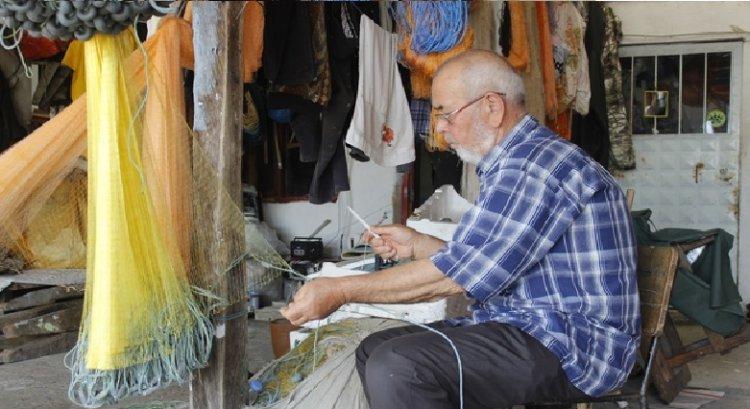 Giresunlu balıkçılar gelecek av sezonunun hazırlıklarına başladı