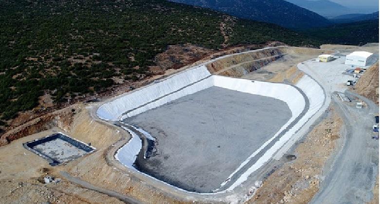 Katı atık bertaraf tesisinde enerji üretimi yapılacak