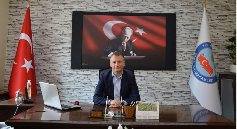 Giresun'da 9 ilçenin kaymakamı değişti, Görele'ye Eşme Kaymakamı Murat Özdemir atandı...