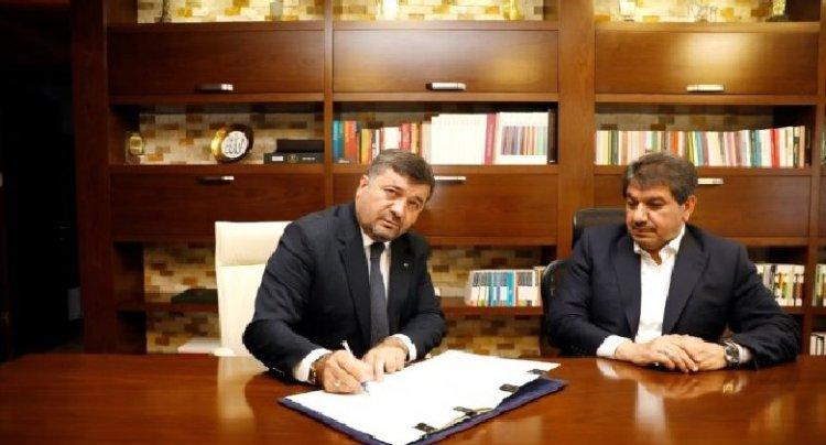 Giresun Belediyesi kentsel dönüşüm için çalışmalara başladı, Esenler Belediyesi destek verdi..
