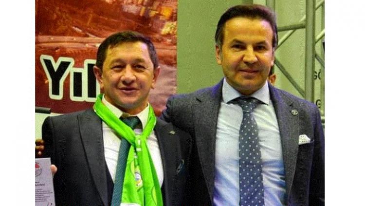 Gör-Fed'den Osman Çırak'a destek