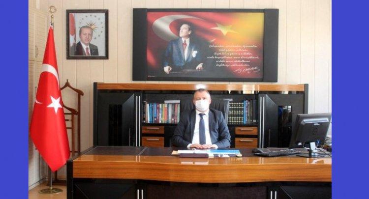 Kaymakam Murat Özdemir görevine başladı